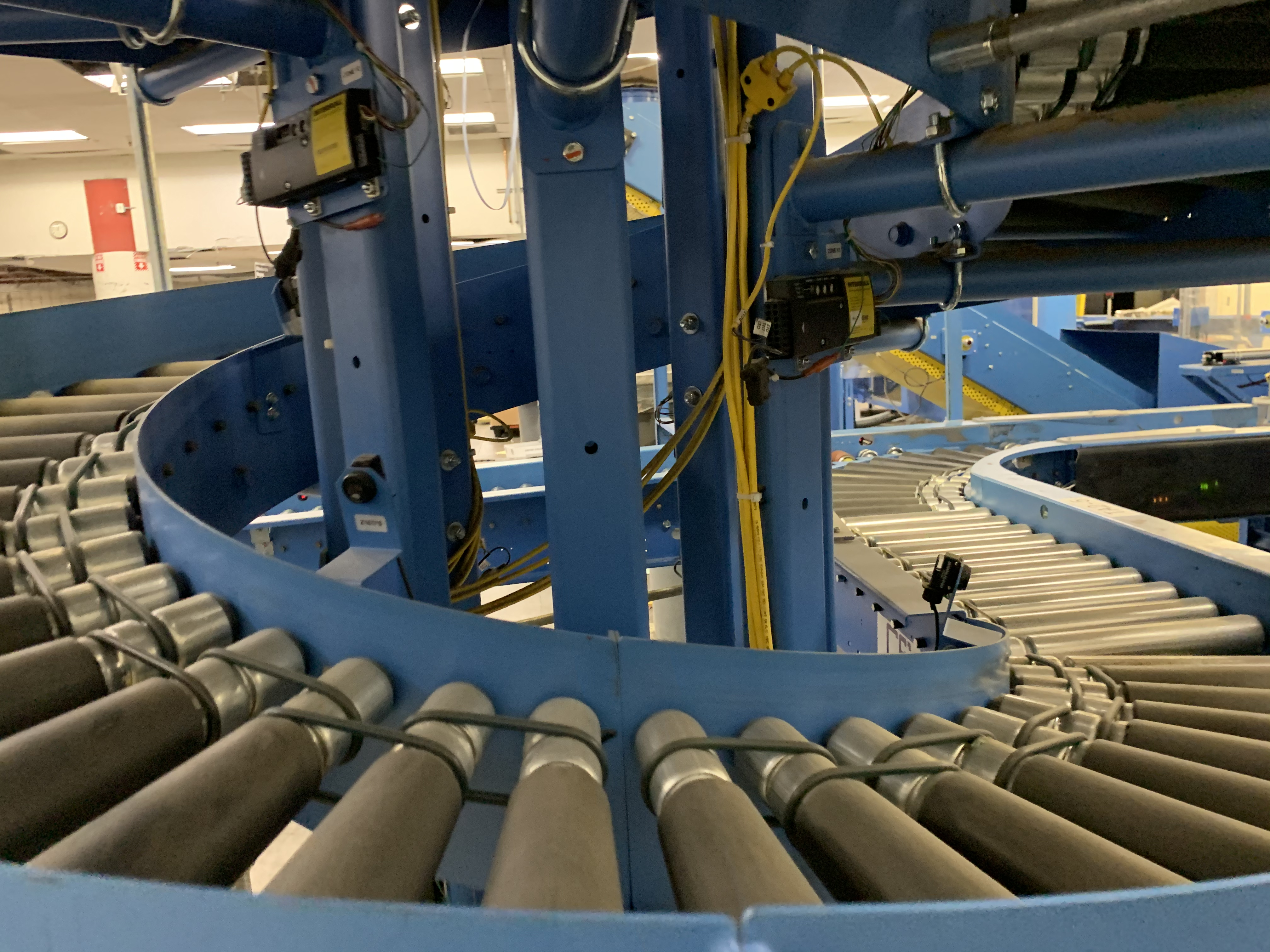 Carter Intralogistics - CarterSpiral - MDR Spiral™ Conveyor